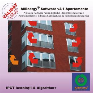 Software performanta energetica AllEnergy Software v2.1 Apartamente