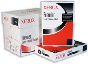 Hartie alba A4, 80 g/mp, 500 coli/top, XEROX Premier