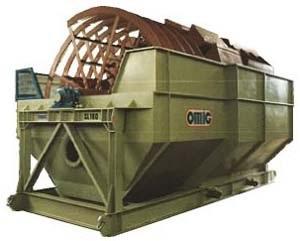 Masina de spalat nisip