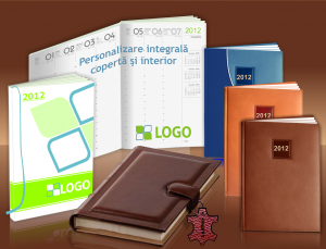 2012 agende personalizate
