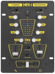 Mixer Dj MPX-1/GE