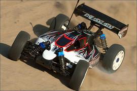 Automodel Termic Kyosho INFERNO NEO RACE SPEC 2.4GHz Buggy 1/8