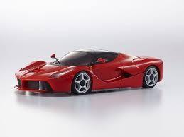 Automodel Kyosho Mini-Z MR-03S R/S LA Ferrari Sports, culoare rosie