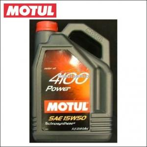 Ulei motor MOTUL 4100 POWER 15W50 5L