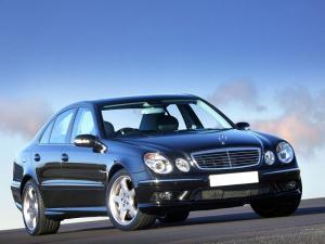 Bara fata tuning Mercedes E-Class W211 Spoiler Fata AMG - motorVIP - E01-MEEW211_FBAMG