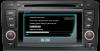 Navigatie edotec edt-7900 dvd auto multimedia gps tv bluetooth audi a3