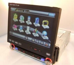 Sistem de navigatie TTi-9508D cu DVD player si TV tuner auto - SDN17336
