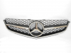 Grila Centrala Mercedes Benz W204 C Class ( 2007-up) Facelift C63 AMG Look, OEM   - GCM75812