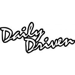Stickere auto Daily drive