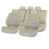 Set huse scaun premium lux - bej cnx