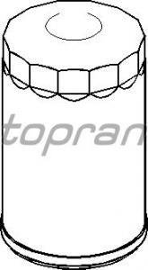 Filtru ulei Skoda Octavia 1 Fabia, Vw Golf 3 4 Passat 3B, Audi A4 A6 TT, Seat Cordoba Leon Toledo - FUS69817