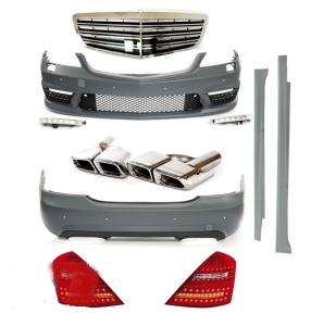 Pachet Complet Retrofit ( Facelift) Mercedes Benz W221 S-Class ( 2005- 2009), OEM - PCR75726