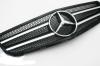 Grila centrala Mercedes Benz C Class W204 ( 2007- 2012) AMG Look, OEM - GCM75853