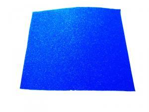 Folie auto cu efect de sclipici albastru 1m x 1.5m cristallux