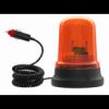 Girofar auto orange cu flash 24v -