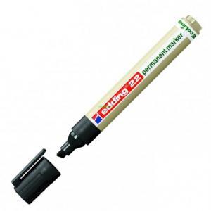 Marker permanent varf tesit 1-5mm diferite culori, Edding Ecoline