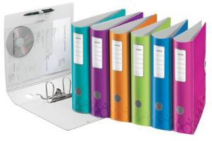 Biblioraft plastifiat 5cm/7.5cm 180° WOW Active Leitz