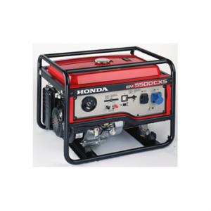 Generator honda 5.5 kw