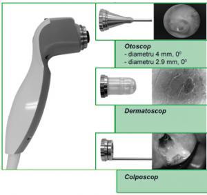 Endoscop orl