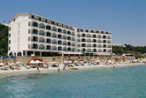 Litoral 2009 Grecia Halkidiki Kassandra Hotel Ammon Zeus 4*