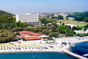 Litoral 2009 Grecia Halkidiki Kassandra Hotel Athos Palace 4*