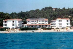 Litoral 2009 Grecia Halkidiki Kassandra Hotel Dolphin Beach 3*