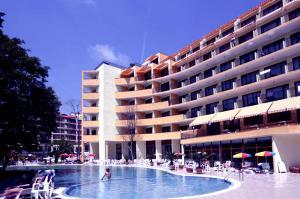 Vara 2010 Bulgaria Nisipurile de Aur Hotel Allegra 4* - Mic dejun/demipensiune