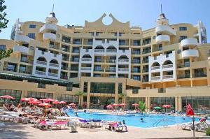 Vara 2010 Bulgaria Sunny Beach Hotel Imperial 3*+ / All Inclusive
