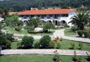 Litoral 2009 Grecia Halkidiki Kassandra Hotel Macedonian Sun 3*