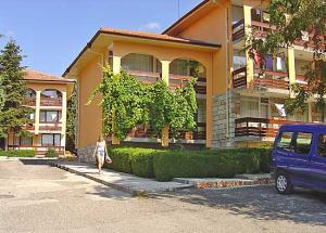 Litoral 2009 - Bulgaria, Balchik - Hotel Ahilea 2*+