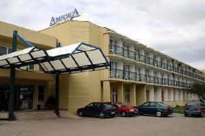 Vara 2010 Bulgaria Sunny Beach Hotel Amfora 2*+ / All Inclusive