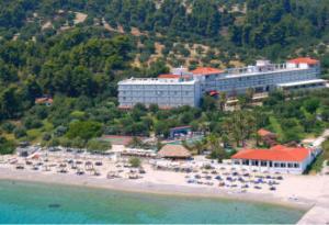 Litoral 2009 Grecia Halkidiki Kassandra Hotel Mendi 3*+