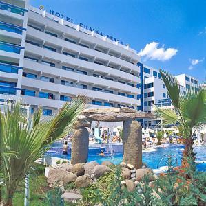 Vara 2010 Bulgaria Sunny Beach Hotel Chaika Beach 4* - Demipensiune/All Inclusive