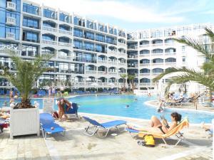 Vara 2010 Bulgaria Sunny Beach Hotel Arcadia 3* - Demipensiune/All Inclusive