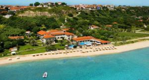 Litoral 2009 Grecia Halkidiki Kassandra Hotel Afitis 4*