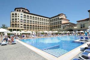 Vara 2010 Bulgaria Sunny Beach Hotel Iberostar Sunny Beach 4* - demipensiune/all inclusive