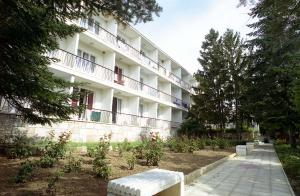 Vara 2010 Bulgaria Nisipurile de Aur Zona Chaika Hotel Troy 2* / Mic dejun
