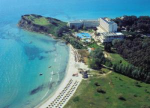 Litoral 2009 Grecia Halkidiki Kassandra Hotel Sani Beach 4*