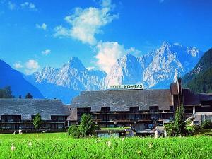 Ski 2013-2014 Slovenia Kranjska Gora Hotel Kompas 4*