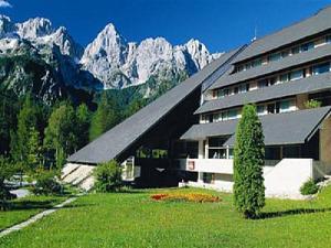 Ski 2013-2014 Slovenia Kranjska Gora Hotel Alpski Resort Spik 4*