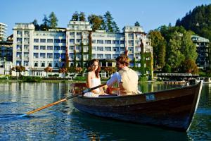 Ski 2013-2014 Slovenia Bled Hotel Grand Toplice 5* - demipensiune