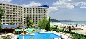 Paste 2009 - Bulgaria, Albena - Hotel Kaliakra Superior 4*