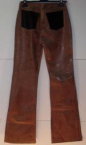 Pantalon piele replay