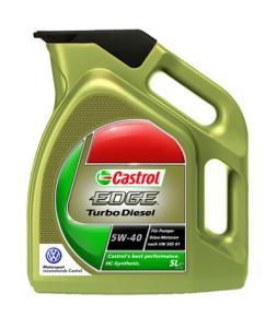 Ulei motor Castrol EDGE 5W-40 TD