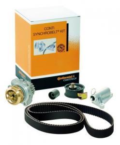 Kit Distributie, pompa apa Original Contitech  + Ina , Grupului VAG. Piese auto OnLine.