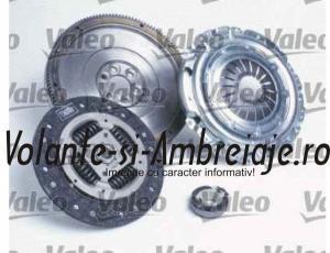 Volanta VW Bora masa simpla Valeo si kit ambreiaj 1.9 TDI