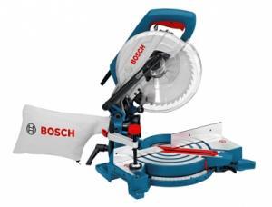 Ferastrau Bosch GCM 10 J + 2 panze ALU KIT