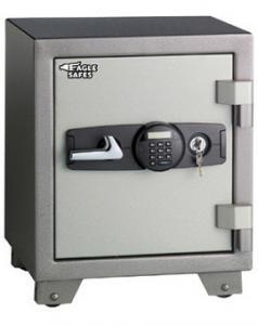 Seif  antifoc-antimagnetic Coreea EDS 035 stocare cd, dvd, memory stick,diskete