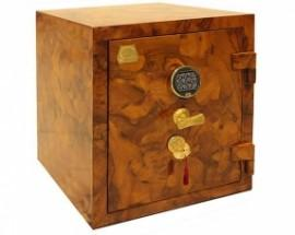 Seifuri de lux imbracate in marmura, perla, piele,lemn lacuit, grad mare de securitate