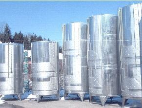 Cisterne de inox